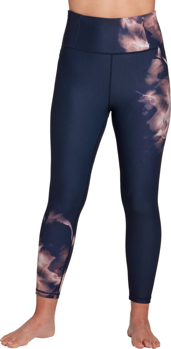CALIA by Carrie Underwood Women's Essential High Rise Placed Print 7/8 Leggings product image