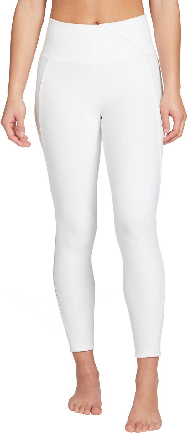 CALIA by Carrie Underwood Women's Essential High Rise Piped 7/8 Leggings product image
