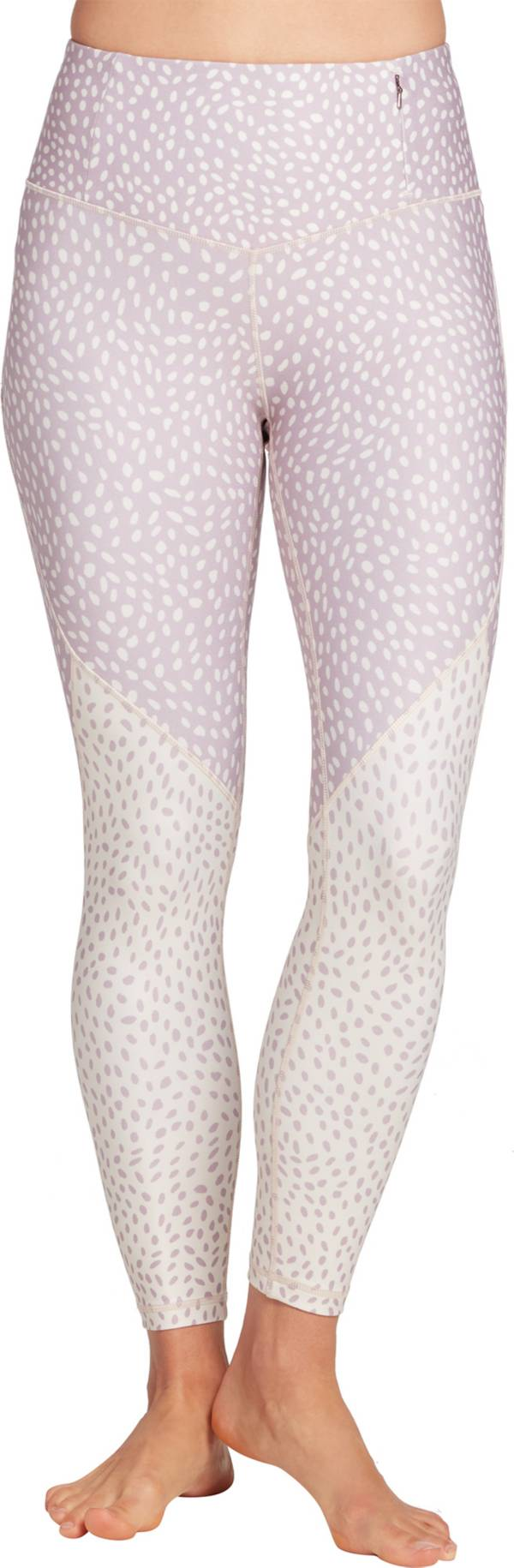 CALIA by Carrie Underwood Women's Essential Print Blocked Leggings product image