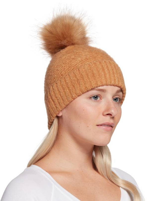 CALIA by Carrie Underwood Women's Yarn Pom Beanie product image