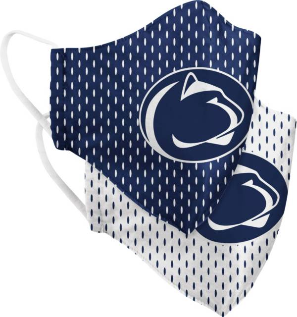 Colosseum Adult Penn State Nittany Lions 2-Pack Face Coverings product image