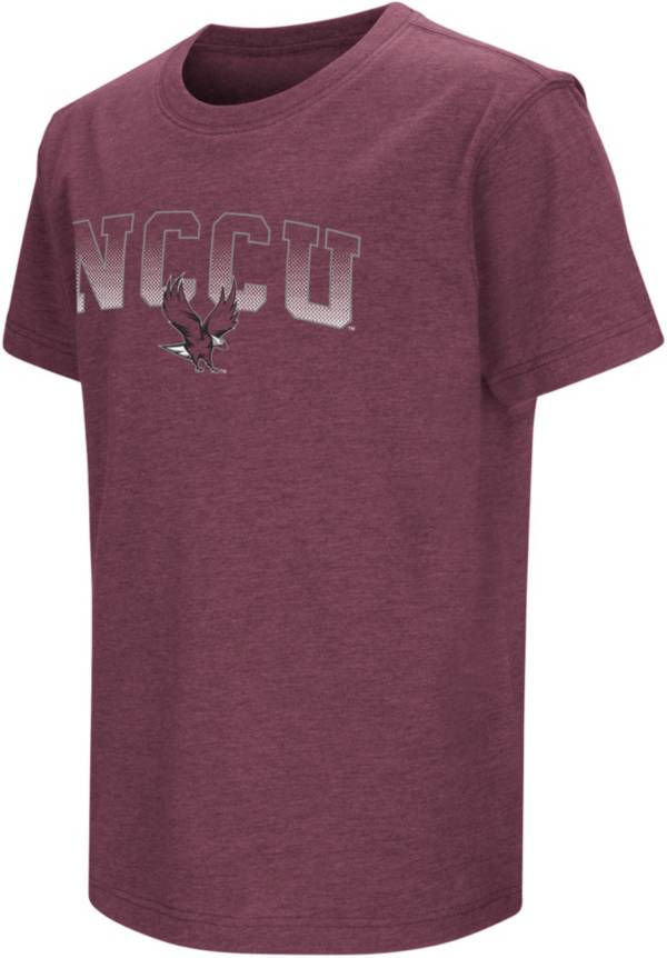 Colosseum Youth North Carolina Central Eagles Maroon Playbook T-Shirt product image