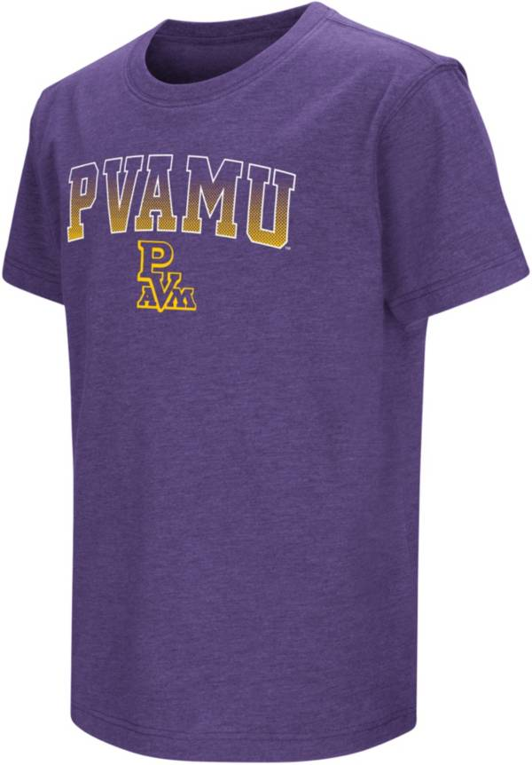 Colosseum Youth Prairie View A&M Panthers  Playbook T-Shirt product image