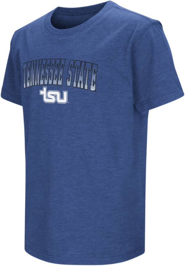 Colosseum Youth Tennessee State Tigers Royal Blue Playbook T-Shirt product image