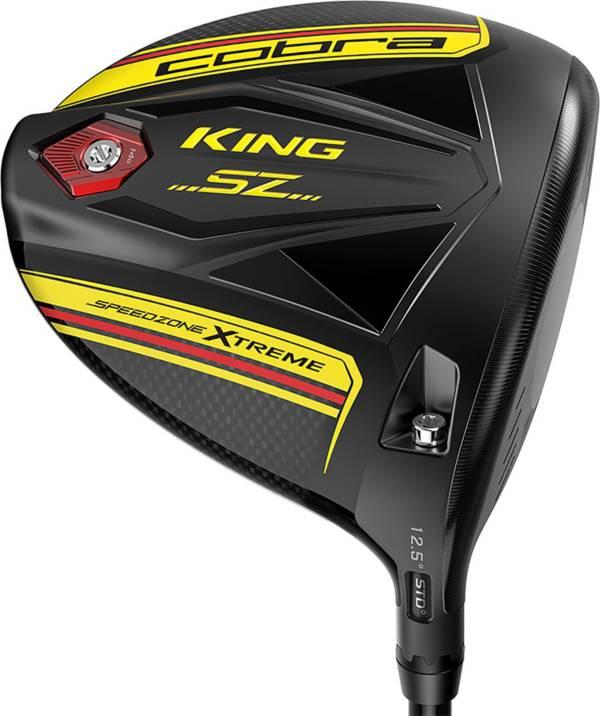 Cobra Junior KING Speedzone XTREME Driver – Black/Yellow product image