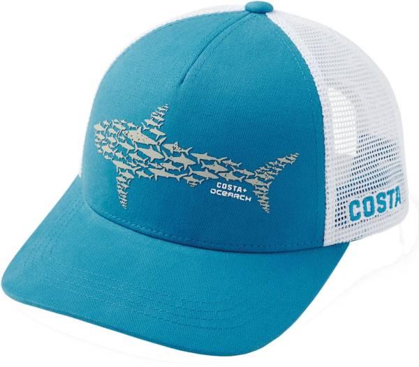 Costa Del Mar Men's Ocearch Huddle Shark Trucker Hat product image