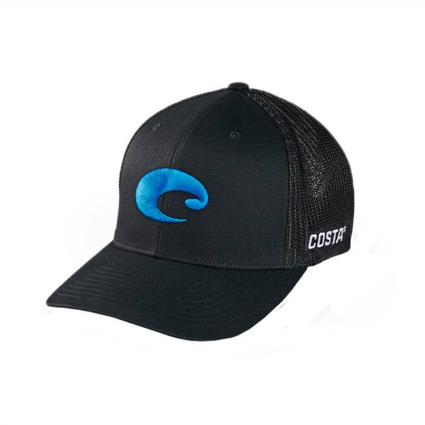 Costa Del Mar Men's Flex Fit Logo Trucker Hat product image