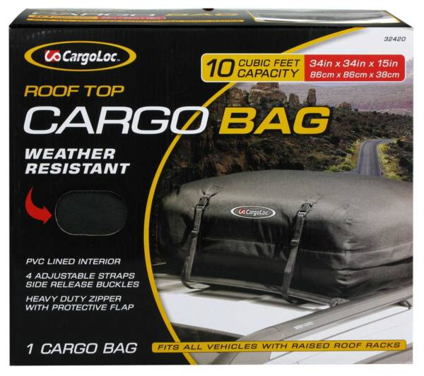 CargoLoc 10' Rooftop Bag product image