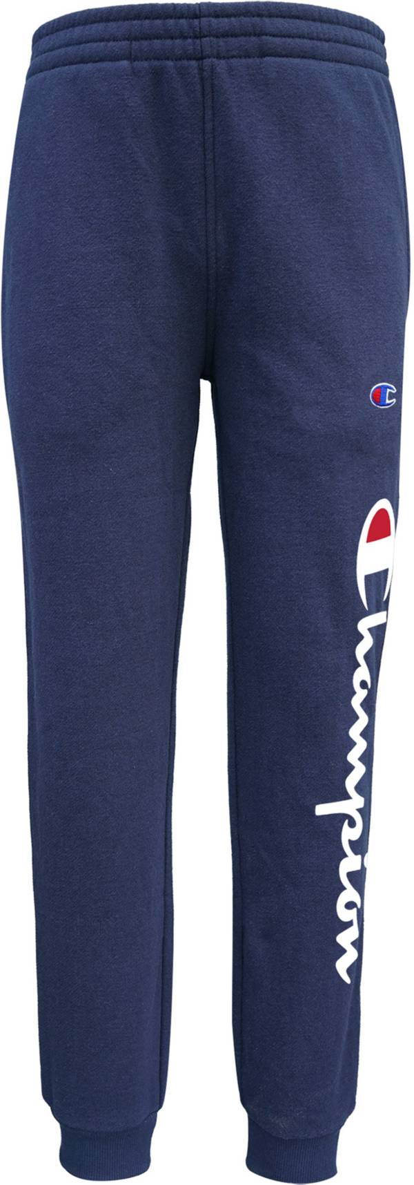 Champion Boys' Script Fleece Joggers product image