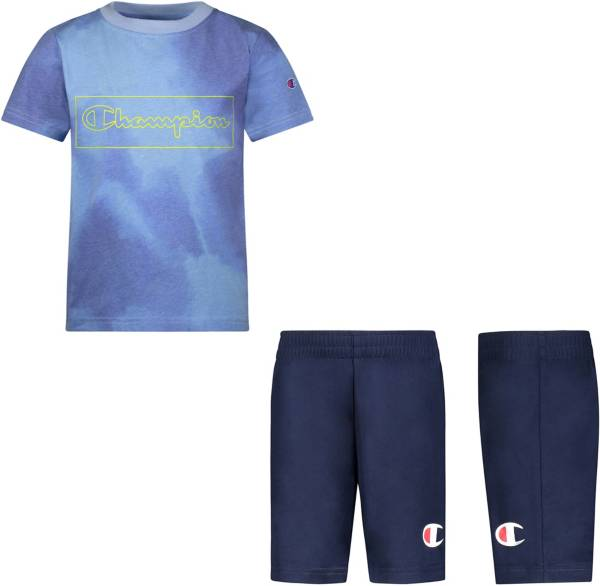 Champion Little Boys' Cloud T-Shirt and Shorts Set product image