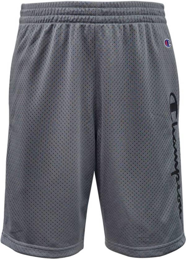 Champion Boys' Vertical Script Mesh Shorts product image