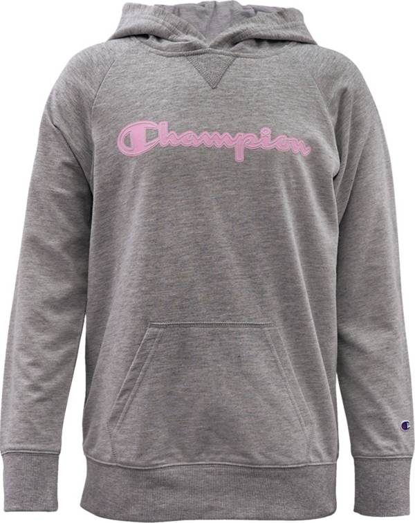 Champion Girls' French Terry Hoodie product image