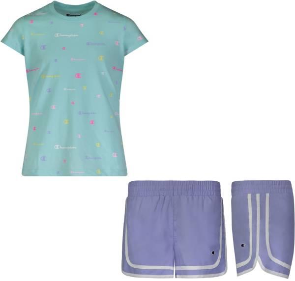 Champion Little Girls' T-Shirt and Shorts Set product image