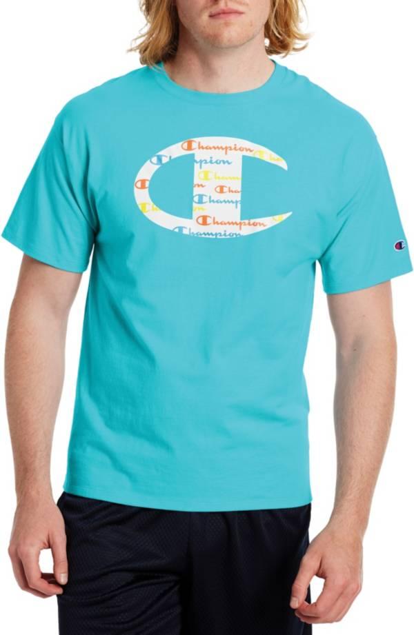 Champion Men's Big C Script T-Shirt product image