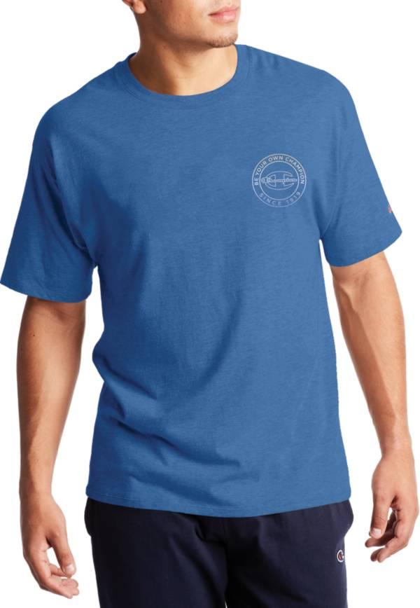 Champion Men's Classic Circle Graphic T-Shirt product image