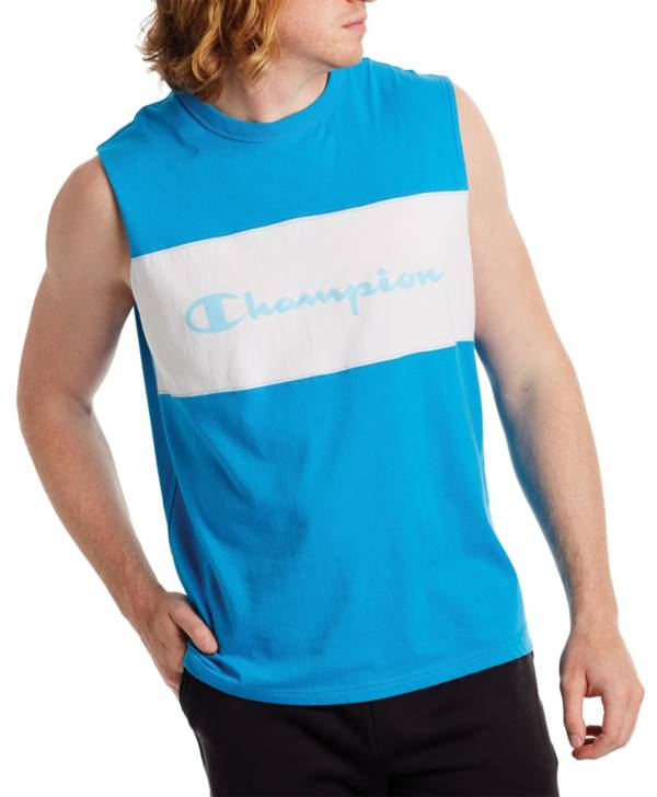 Champion Men's Colorblock Muscle T-Shirt product image