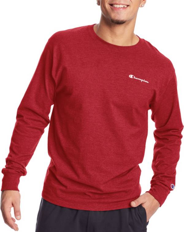 Champion Men's Classic Graphic Long Sleeve Shirt product image