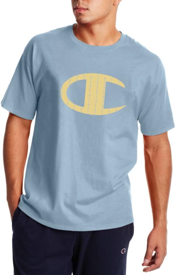 Champion Men's Classic Graphic Script Big C T-Shirt product image