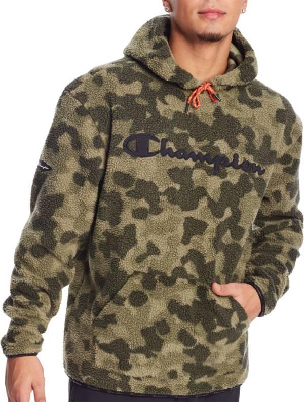Champion Men's Heritage Sherpa Hoodie product image