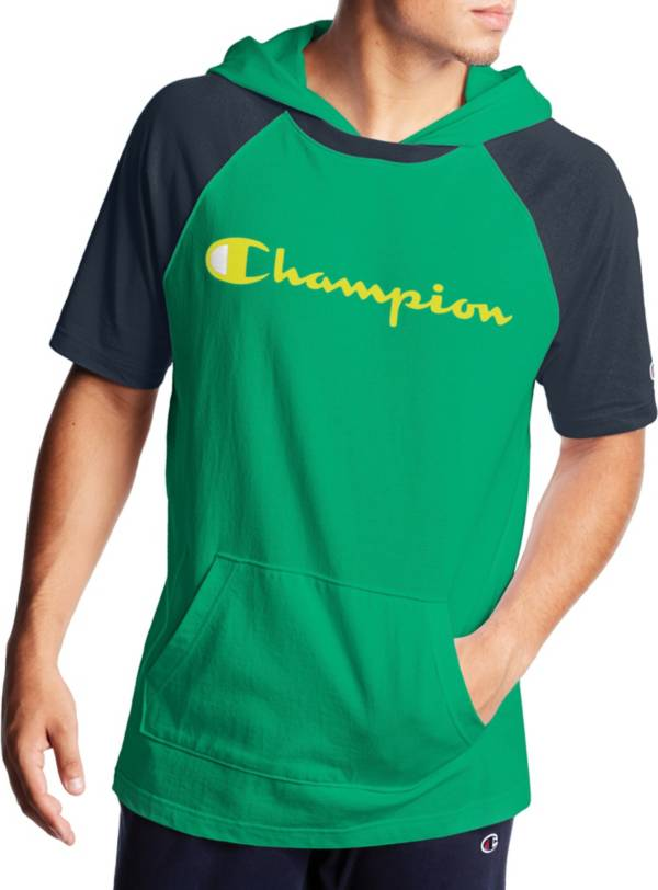 Champion Men's Midweight Short Sleeve Hoodie product image