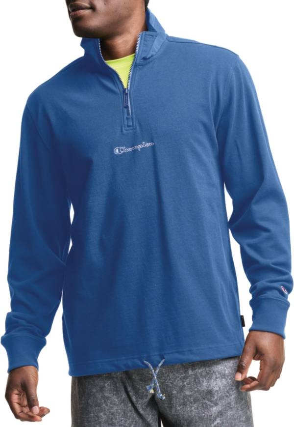 Champion Men's Middleweight Hybrid 1/4 Zip Up Hoodie product image