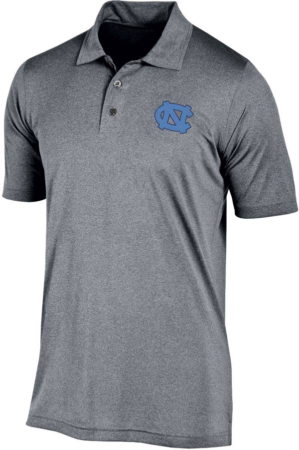 Champion Men's North Carolina Tar Heels Grey Performance Polo product image