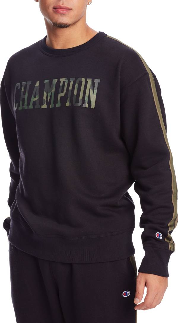 Champion Men's Powerblend Crew Pullover product image