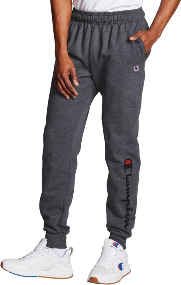 Champion Men's Powerblend Graphic Jogger Pants product image
