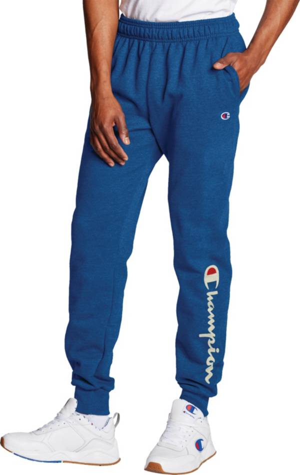 Champion Men's Powerblend Graphic Jogger Pants product image