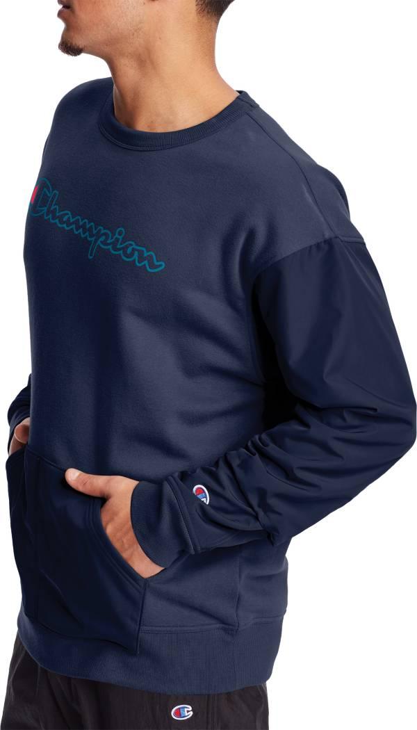 Champion Men's Urban Fleece Crew Pullover Sweatshirt product image
