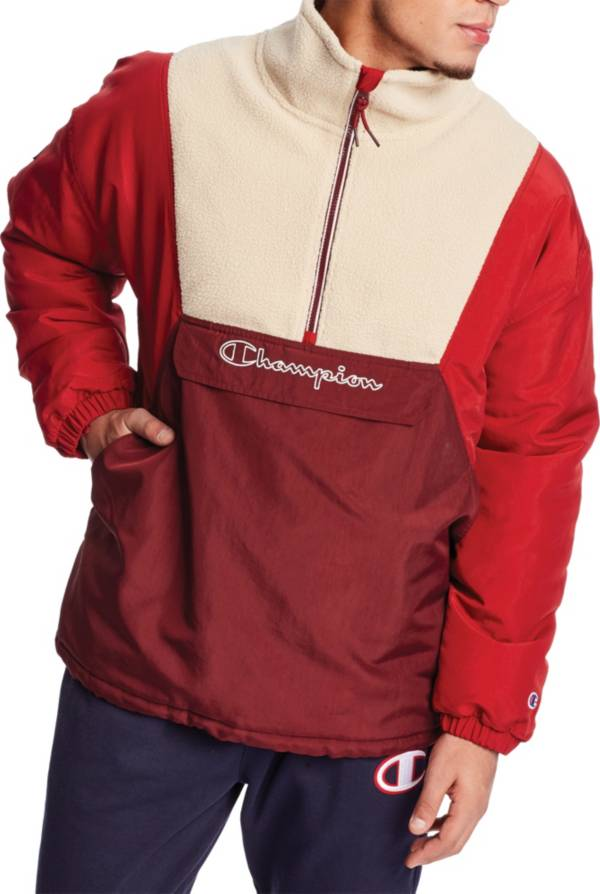 Champion Men's Stadium Sherpa Anorak Jacket product image
