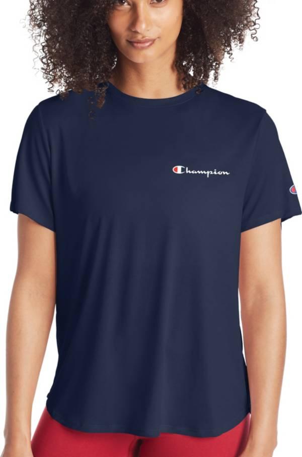 Champion Women's Classic Left Chest Short Sleeve T-Shirt product image