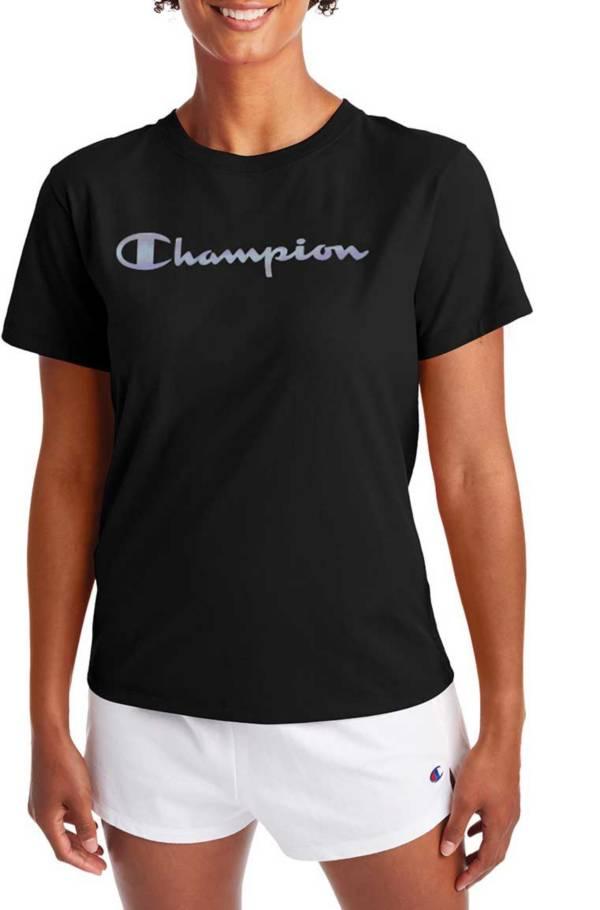 Champion Women's Classic Short Sleeve T-Shirt product image