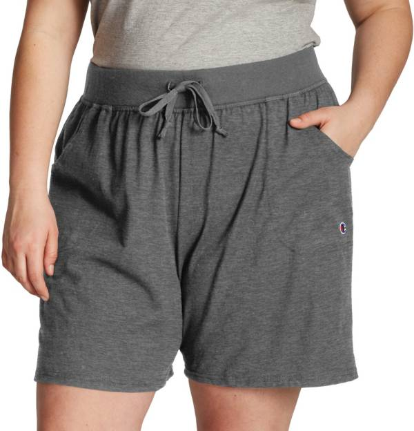 Champion Women's Plus Size Cotton Jersey Shorts product image