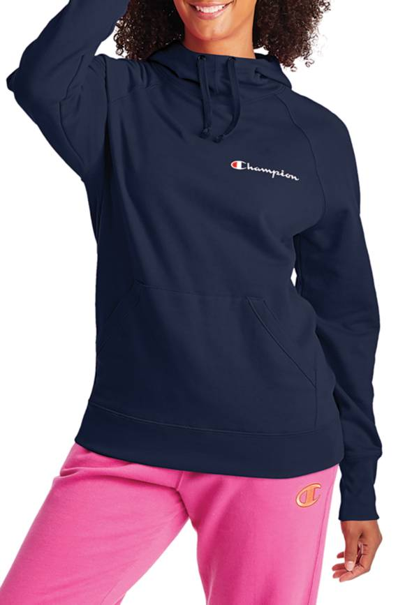 Champion Women's Powerblend Small Script Hoodie product image