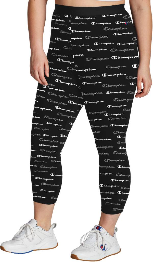 Champion Women's Plus Authentic Print 7/8 Tights product image