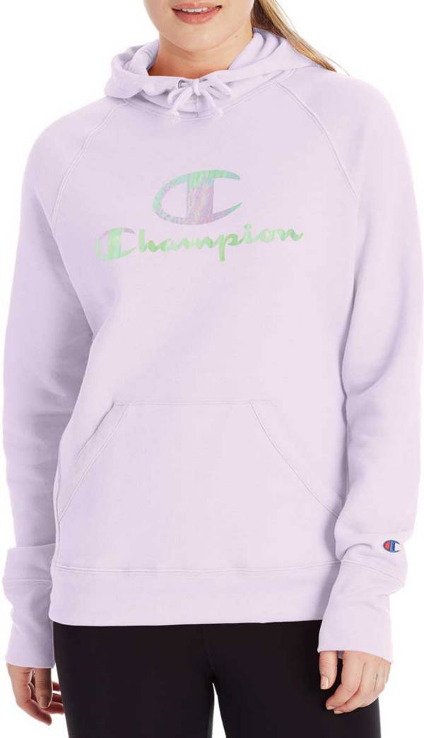 Champion Women's Powerblend Graphic Hoodie product image