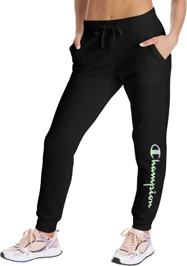 Champion Women's Powerblend Graphic Joggers product image