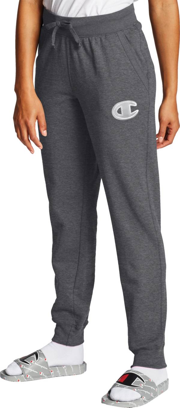 Champion Women's Powerblend Small C Jogger product image