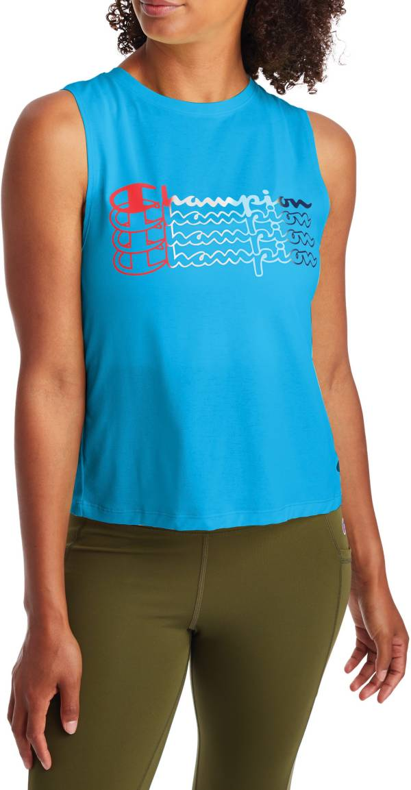 Champion Women's Sport Muscle Tank Top product image