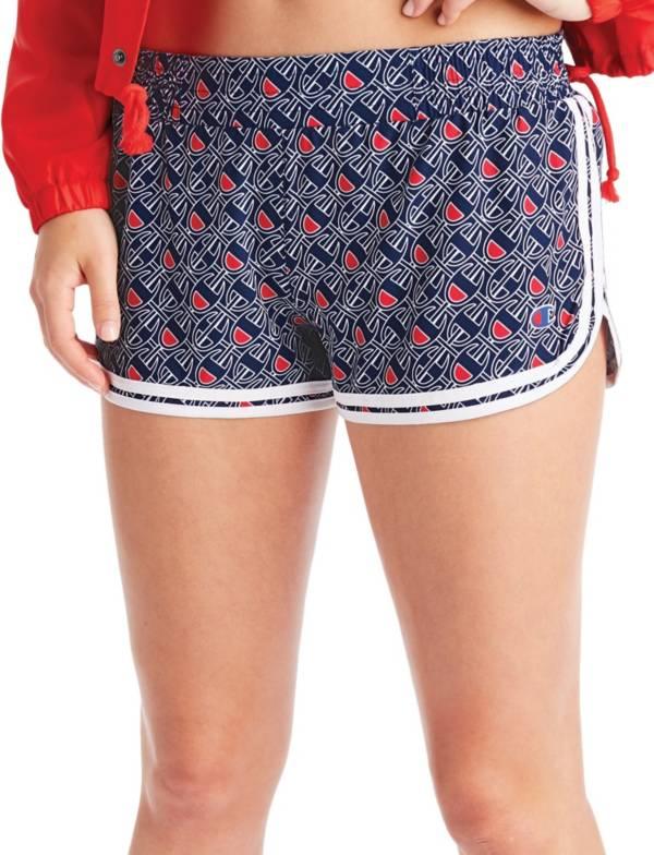 Champion Women's Print Varsity Shorts product image