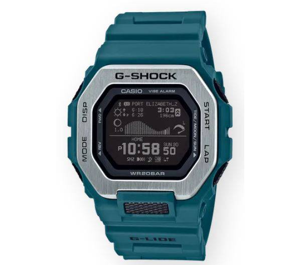 Casio Men's G-Shock G-LIDE Tide Activity Tracking Watch product image