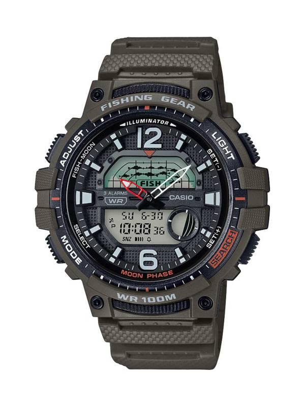 Casio WS1200H-1AV Sports Fishing Watch product image