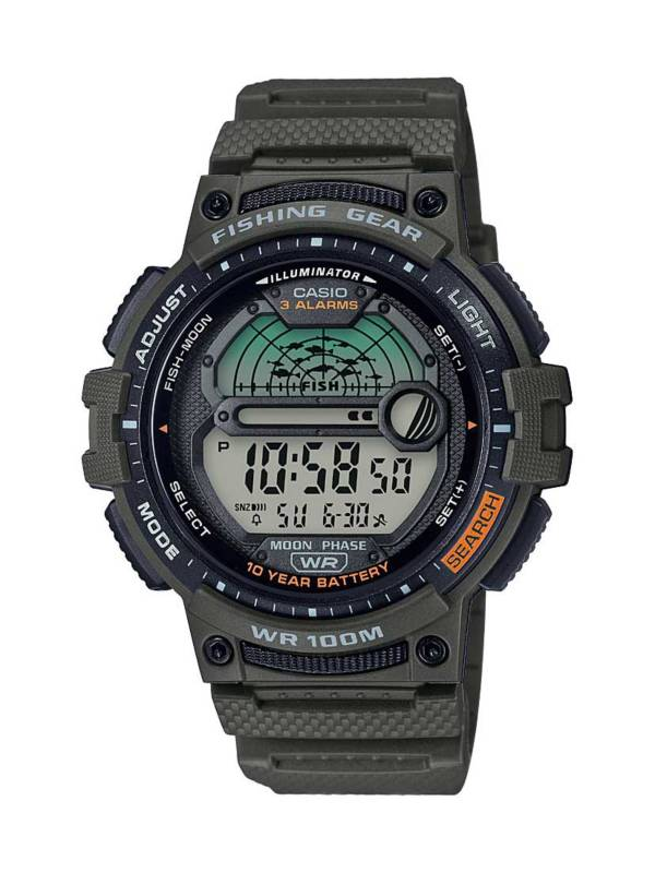 Casio WS1200H Tide Watch product image