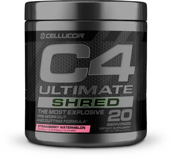 Cellucor C4 Ultimate Shred Pre-Workout Strawberry Watermelon 20 Servings product image