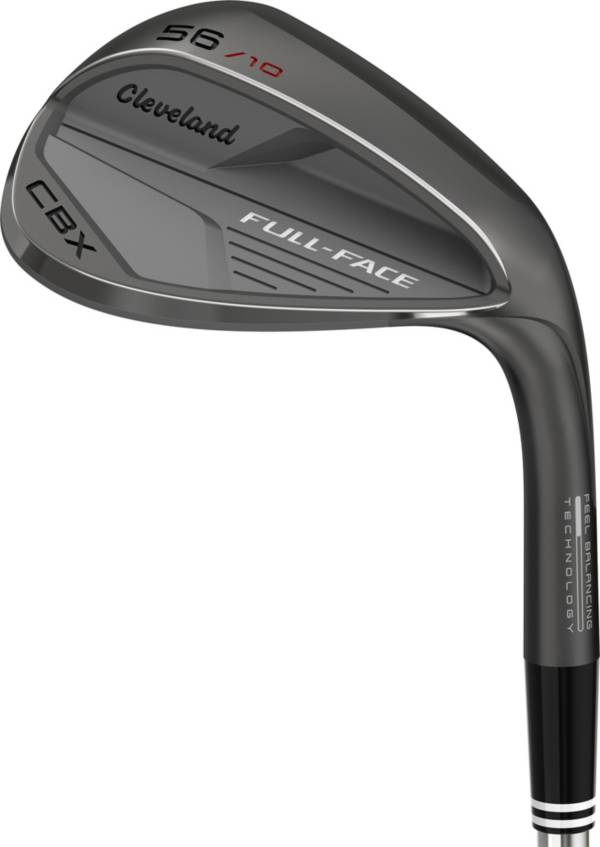 Cleveland CBX Full-Face Wedge – (Graphite) product image