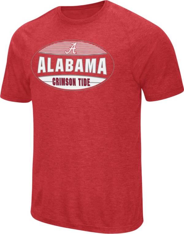 Colosseum Men's Alabama Crimson Tide Crimson Jenkins T-Shirt product image