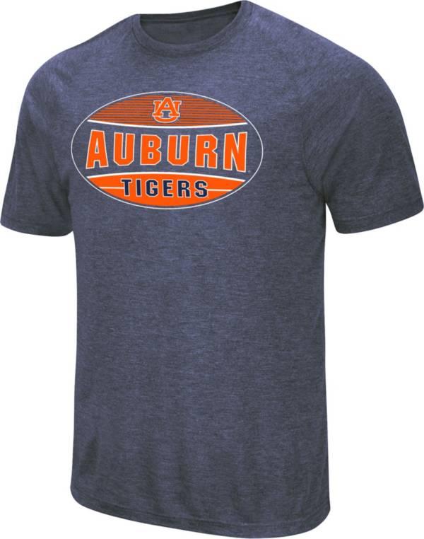 Colosseum Men's Auburn Tigers Blue Jenkins T-Shirt product image
