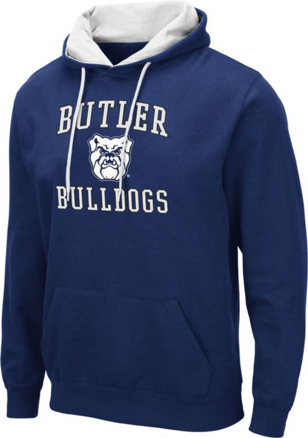 Colosseum Men's Butler Bulldogs Blue Pullover Hoodie product image