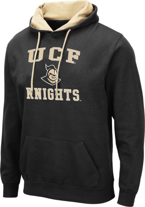 Colosseum Men's UCF Knights Pullover Black Hoodie product image